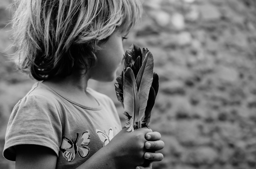 project childhood - freedom and nature